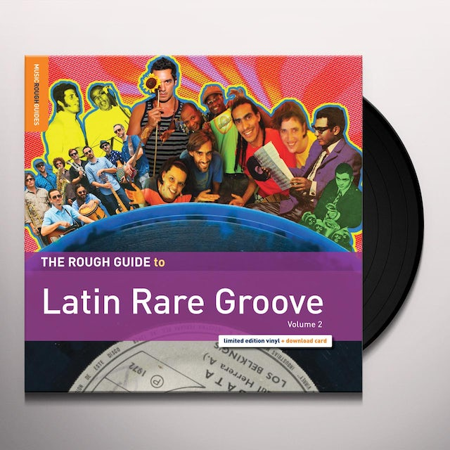 ROUGH GUIDE TO LATIN RARE GROOVE 2 / VARIOUS