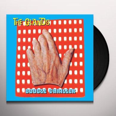 Glands DOUBLE THRILLER Vinyl Record