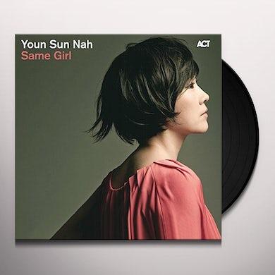 Youn Sun Nah SAME GIRL Vinyl Record