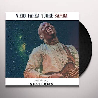 Vieux Farka Toure WOODSTOCK SESSIONS VOL. 8 SAMBA Vinyl Record