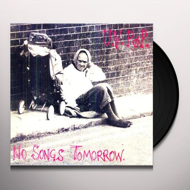 NO SONGS TOMORROW Vinyl Record