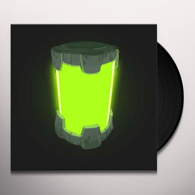 Jukio Kallio NUCLEAR THRONE - Original Soundtrack Vinyl Record