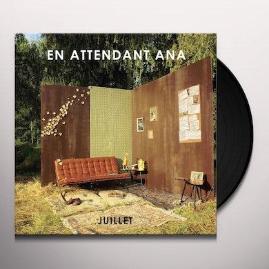 En Attendant Ana JUILLET (COLOR VINYL) Vinyl Record
