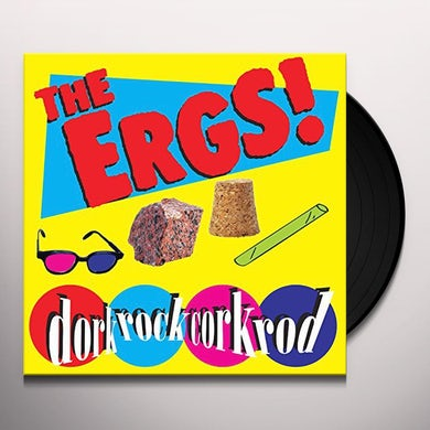 DORK ROCK CORK ROD Vinyl Record