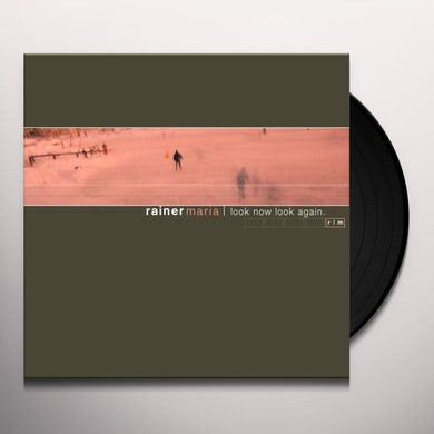 Rainer Maria LOOK NOW LOOK AGAIN Vinyl Record - 180 Gram Pressing