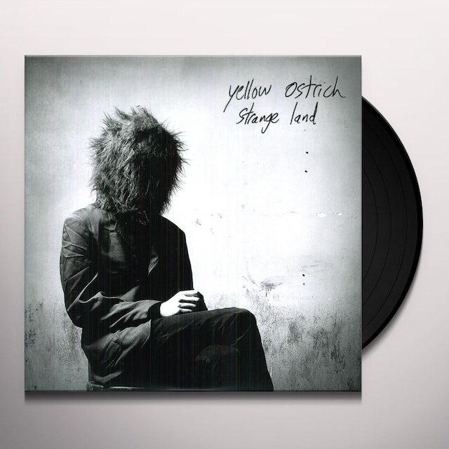 Yellow Ostrich STRANGE LAND Vinyl Record
