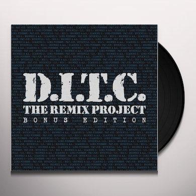 D.I.T.C. REMIX PROJECT: BONUS EDITION Vinyl Record