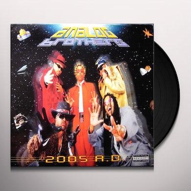 Analog Brothers 2005 Vinyl Record