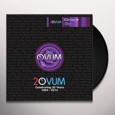 Tuccillo LUNES Vinyl Record
