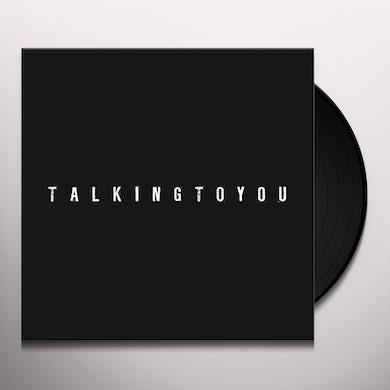 Josh Wink TALKING TO YOU Vinyl Record