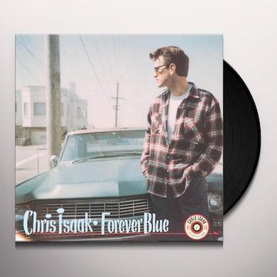 Chris Isaak FOREVER BLUE Vinyl Record