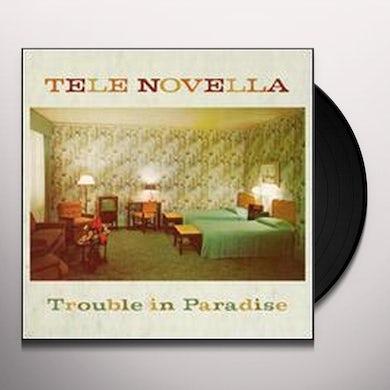 Tele Novella TROUBLE IN PARADISE Vinyl Record