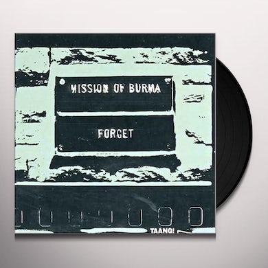 Forget Vinyl Record