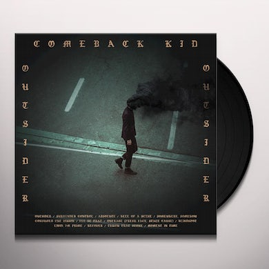 Comeback Kid OUTSIDER Vinyl Record