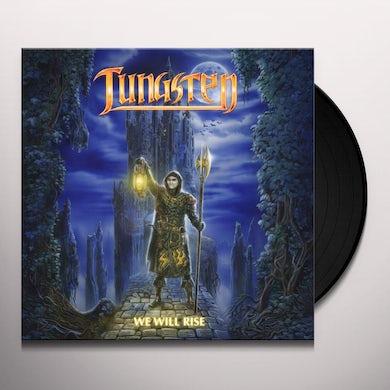 Tungsten WE WILL RISE Vinyl Record