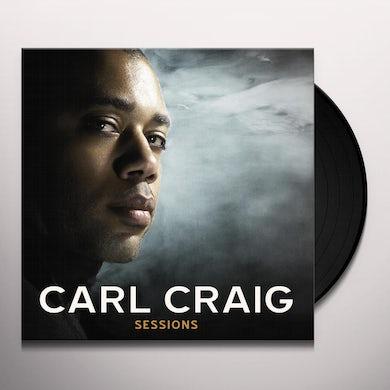Carl Craig SESSIONS Vinyl Record