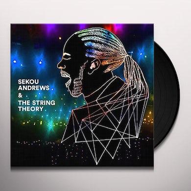 Sekou Andrews & String Theory SEKOU ANDREWS + THE STRING THEORY Vinyl Record