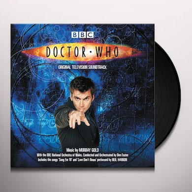 DOCTOR WHO / O.S.T. Vinyl Record - Holland Release