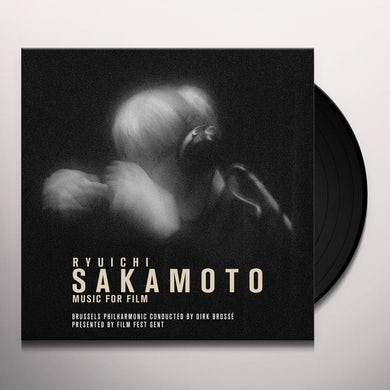 Ryuichi Sakamoto MUSIC FOR FILM Vinyl Record