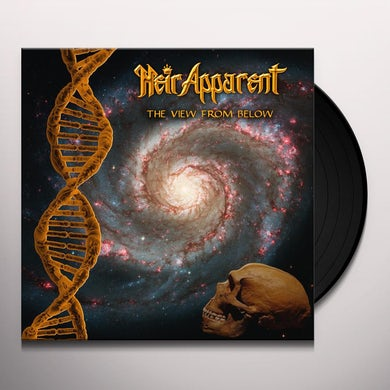 Heir Apparent VIEW FROM BELOW Vinyl Record