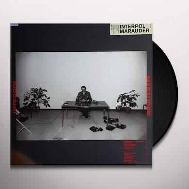 Interpol MARAUDER Vinyl Record