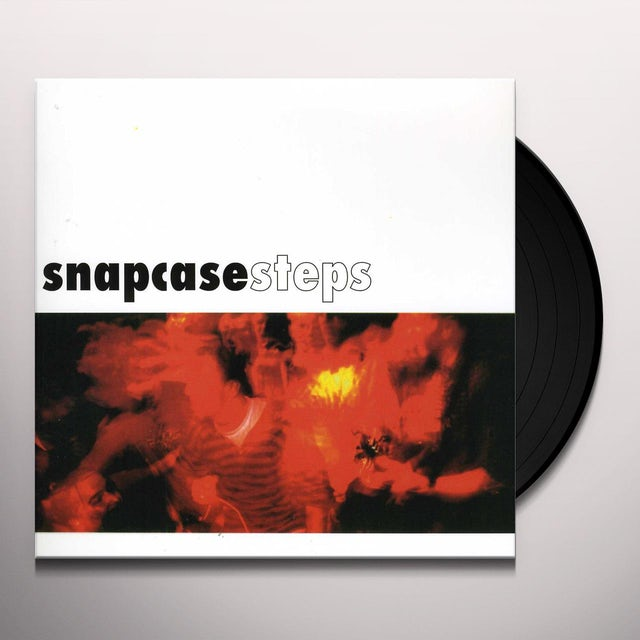 Snapcase STEPS Vinyl Record