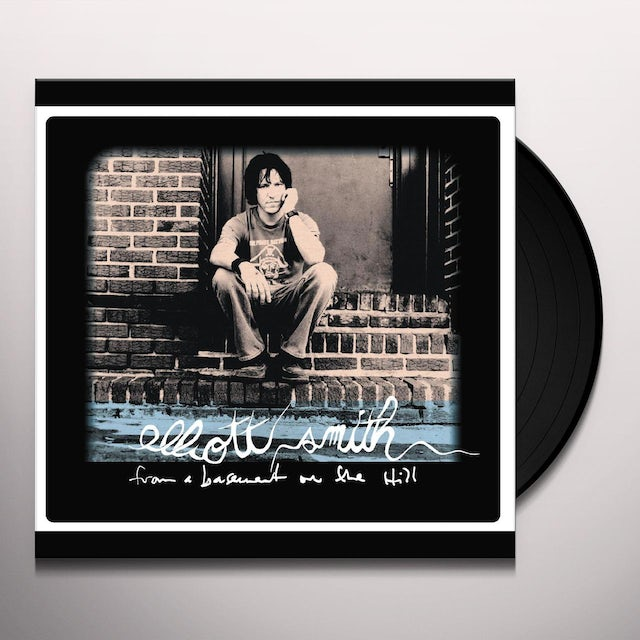 Elliott Smith FROM A BASEMENT ON THE HILL Vinyl Record