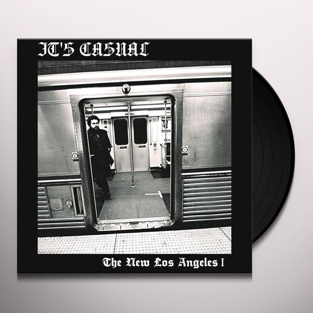 It'S Casual NEW LOS ANGELES I: THROUGH THE EYES OF A BUS RIDER Vinyl Record