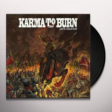 Karma To Burn ARCH STANTON Vinyl Record