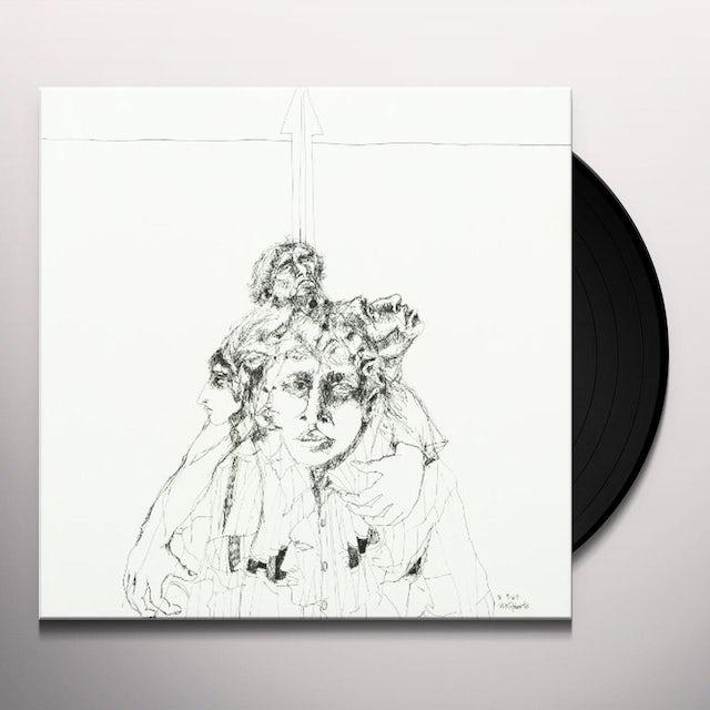 Joe Mcphee UNDERGROUND RAILROAD Vinyl Record