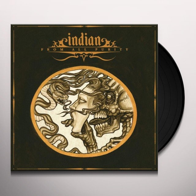 Indian FROM ALL PURITY Vinyl Record