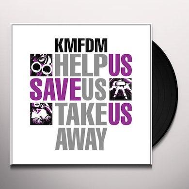 HELP US SAVE US TAKE US AWAY Vinyl Record
