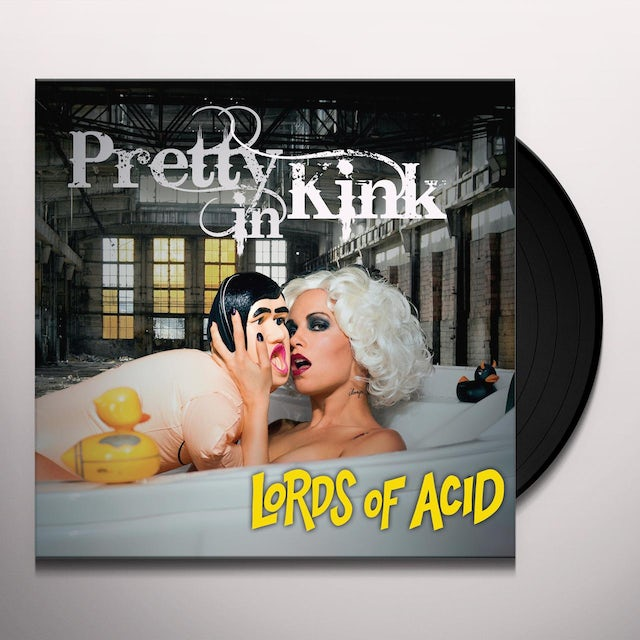 Lords Of Acid PRETTY IN KINK Vinyl Record