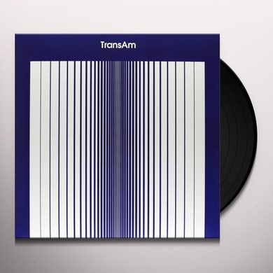 Trans Am Vinyl Record