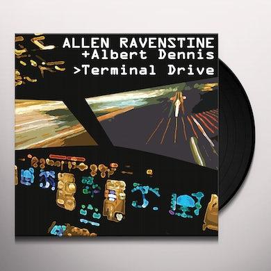 Allen Ravenstine TERMINAL DRIVE Vinyl Record
