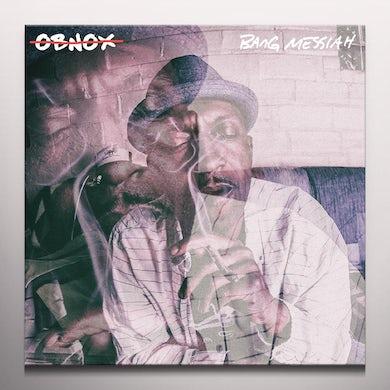 Obnox BANG MESSIAH - Limited Edition Colored Vinyl Record