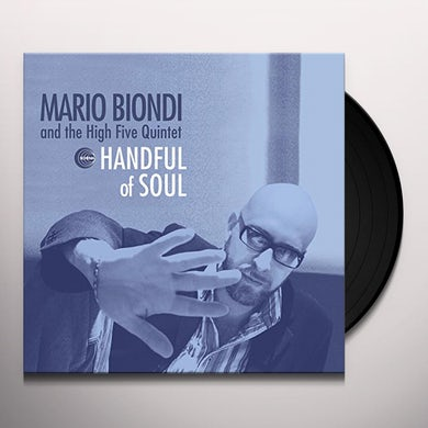 Mario Biondi / High Five Quintet HANDFUL OF SOUL: SPECIAL EDITION Vinyl Record