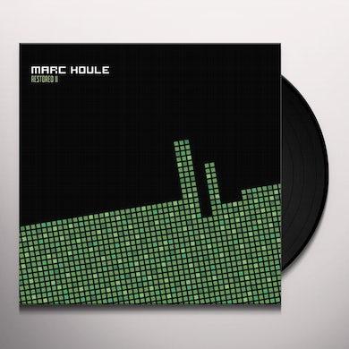 Marc Houle RESTORED EP2 Vinyl Record