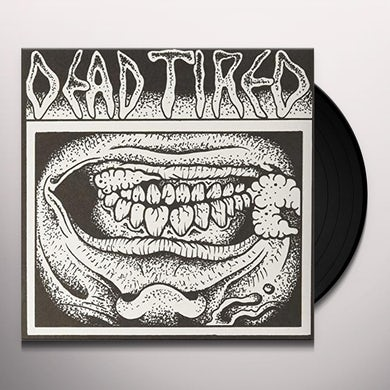 Dead Tired VOL THREE Vinyl Record
