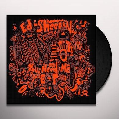 Ed Sheeran Plus Sign Vinyl Record