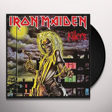 Iron Maiden KILLERS Vinyl Record