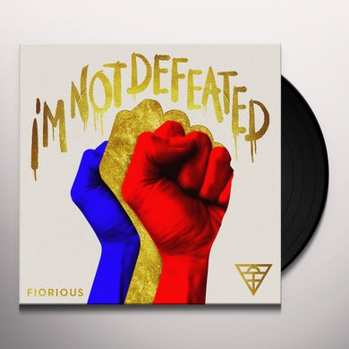 Fiorious I'M NOT DEFEATED Vinyl Record