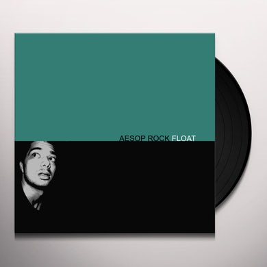 Aesop Rock Float (Green Vinyl) Vinyl Record