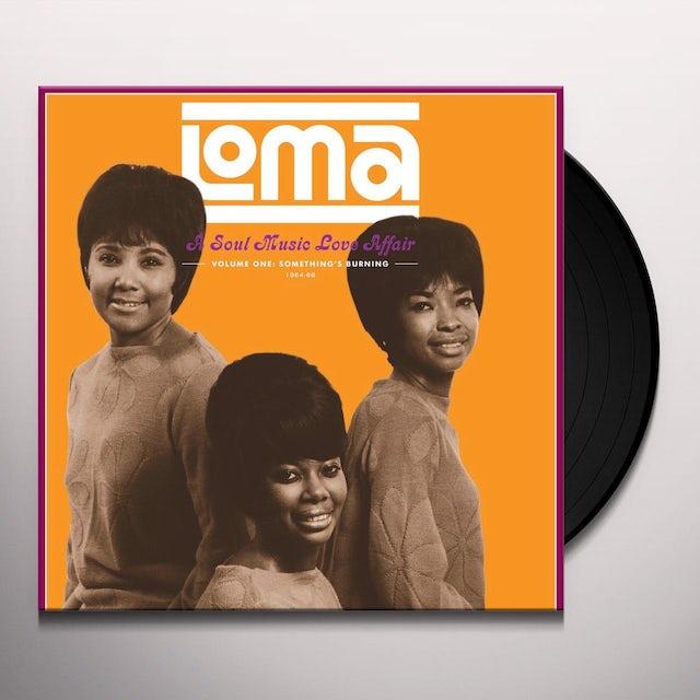 LOMA: A SOUL MUSIC LOVE AFFAIR 1 / VARIOUS