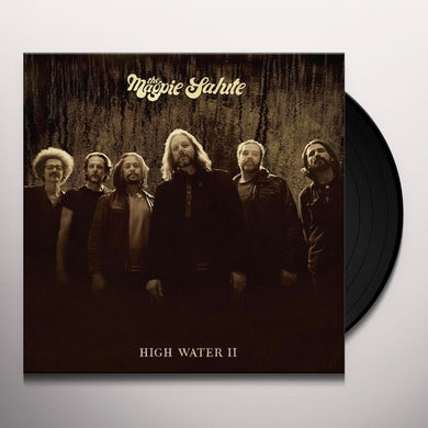 Magpie Salute HIGH WATER II Vinyl Record