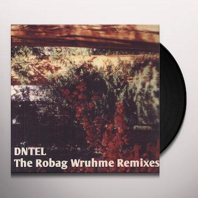Dntel ROBAG WRUHME REMIXES Vinyl Record
