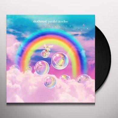 Slothrust PARALLEL TIMELINE Vinyl Record