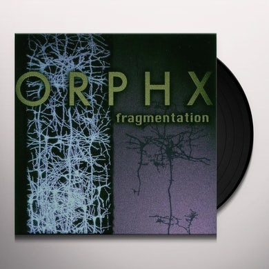 Orphx FRAGMENTATION Vinyl Record