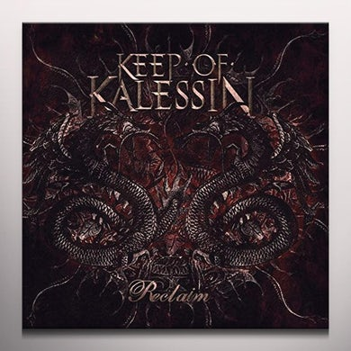 Keep Of Kalessin RECLAIM (CRYSTAL VINYL) Vinyl Record