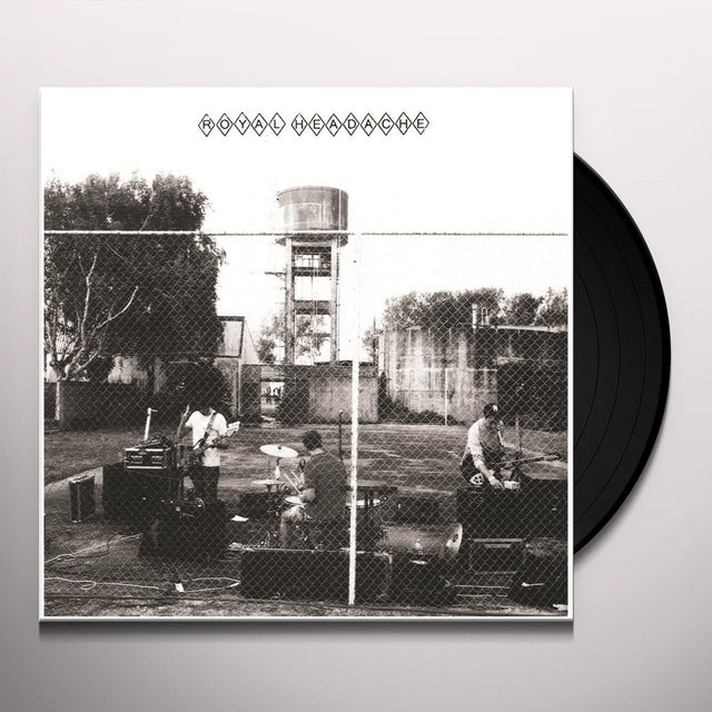 Royal Headache Vinyl Record